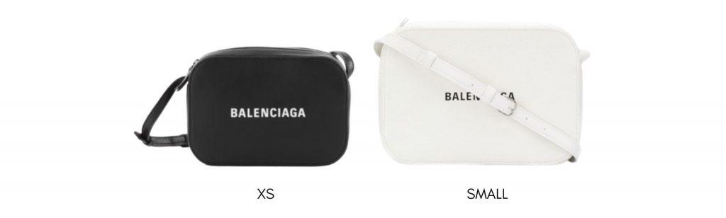 BALENCIAGA Everyday Camera Bag Size