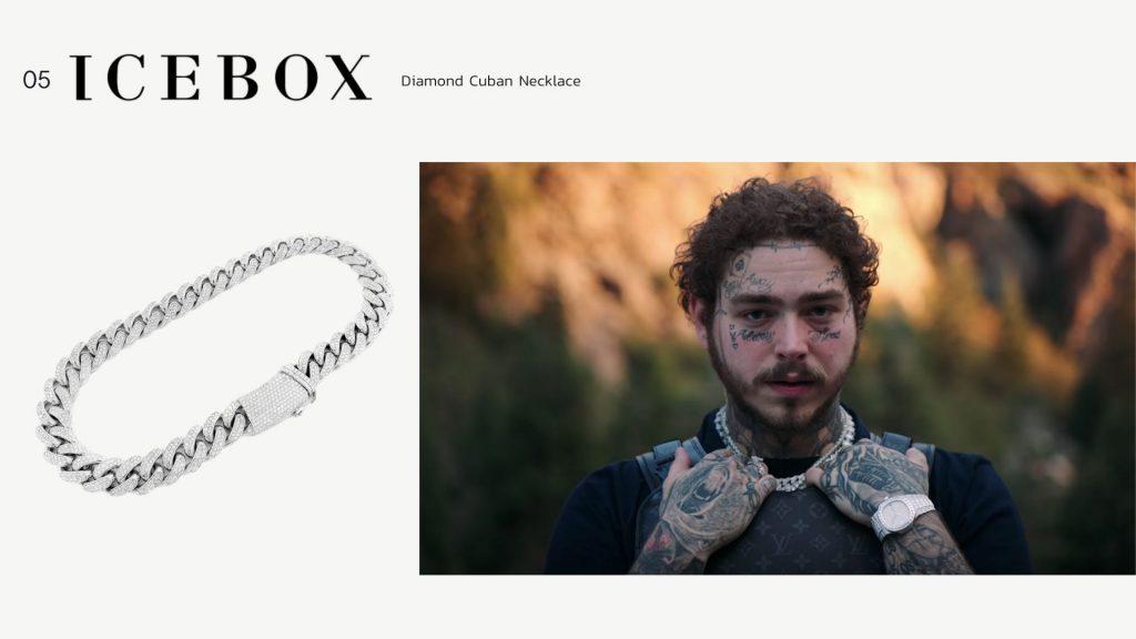 Icebox Diamond Cuban Necklace