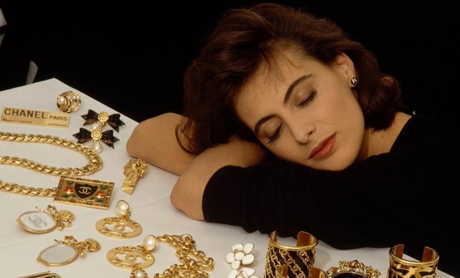 Vintage Chanel Jewelry - ชาแนลวินเทจ - วินเทจ