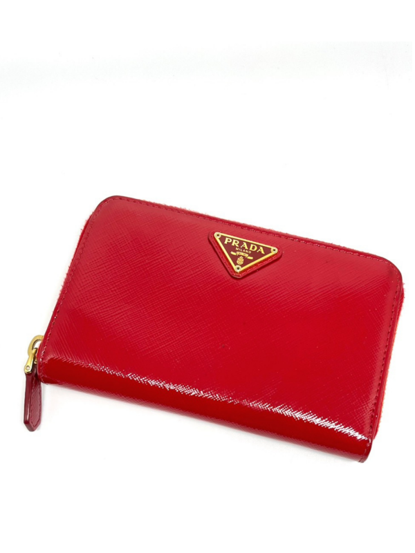 Prada Short Wallet Zippy