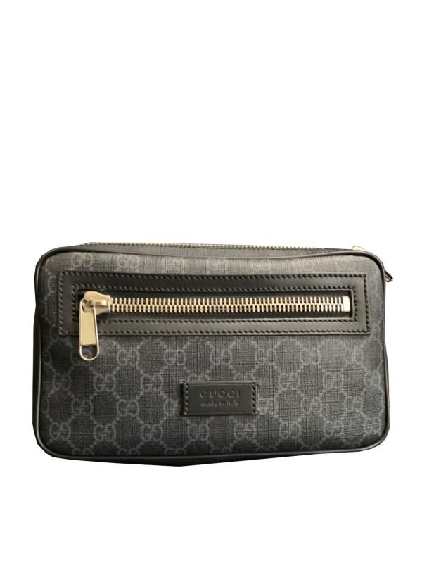 Gucci GG Belt Bag in Black