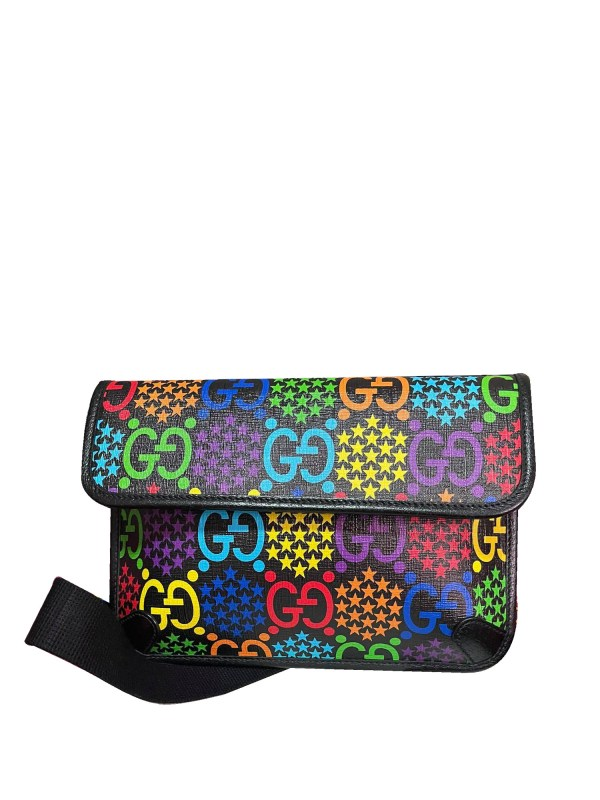 Gucci GG Psychedelic Belt Bag