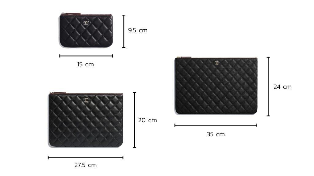 Chanel O Case - Anatomy of Bag