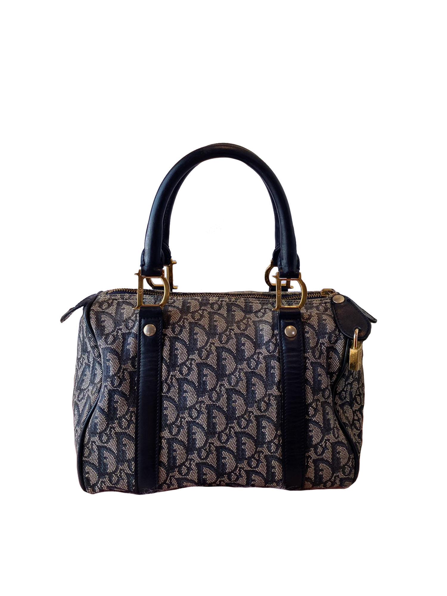 Christian Dior Boston Bag 25